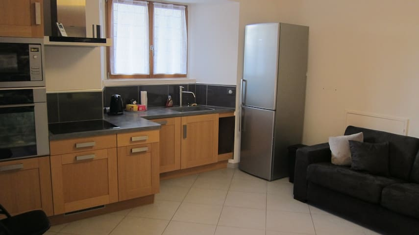 Appartement au pied des montagnes - Thorens-Glières - Wohnung