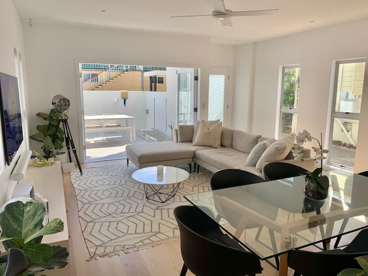 Newley renovated house in the heart of New Farm