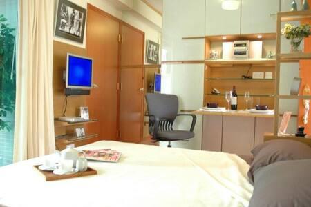 湾仔(Wan Chai)便捷地段Service Apartment 精装酒店公寓,家电齐全,拎包入住 - Apartment