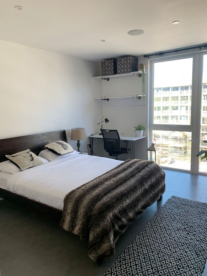 Hip Penthouse in Hackney Wick