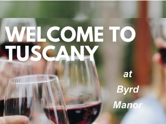 Enjoy a hint of Tuscany while Exploring STL!