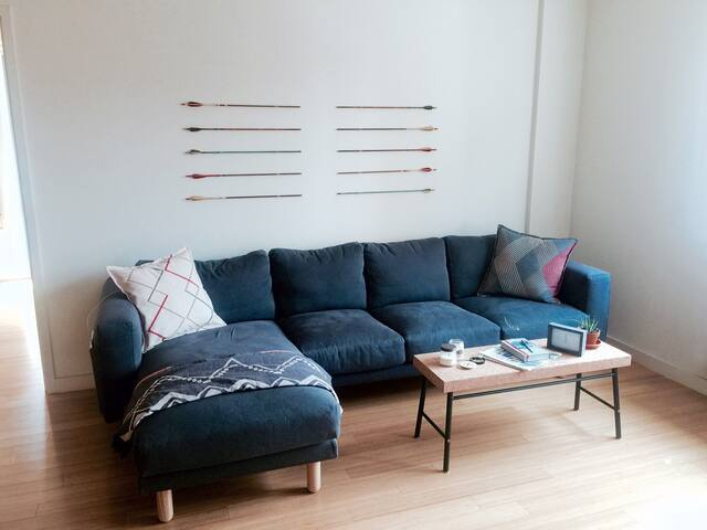 Private room in Stylish Williamsburg APT - Brooklyn - Apartment
