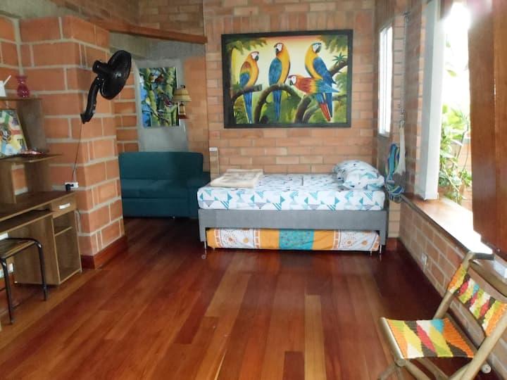 ☘ Mi Refugio ☘ Departamento en Medellín