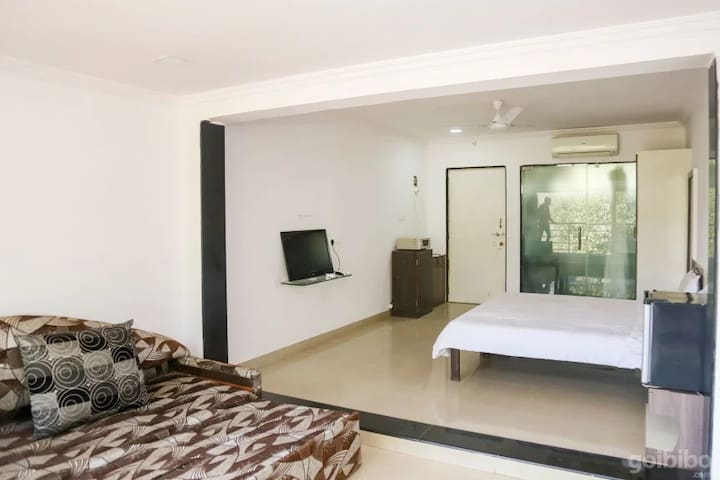 3 A/C Room  With Swimming Pool ( Resort   )