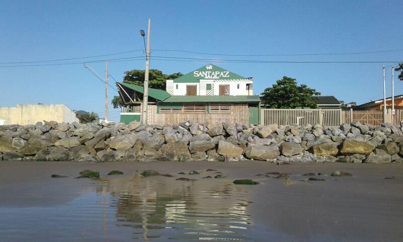 Nasantapaz Hostel Beach