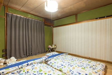Triple Room ※There is a defect in the room - Takashima-shi