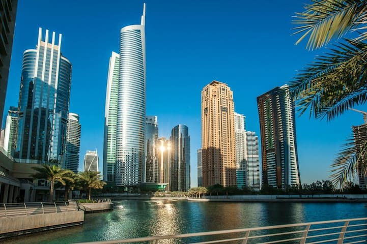 Duplex 1Bhk at Jumeirah Bay X1 JLT