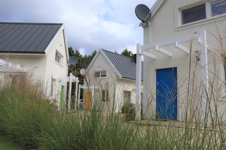 Osada Rybacka -domy całoroczne