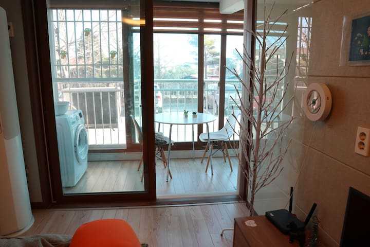 Cosy second house apartment near Sokcho