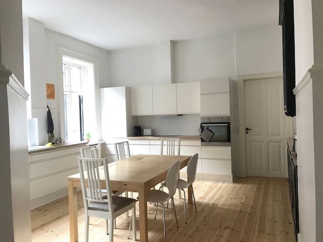 Spacy Room & Apartment in the Best Location of CPH