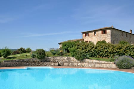 San Donnino - San Donnino 3, sleeps 2 guests - Monteroni d'Arbia - Apartment