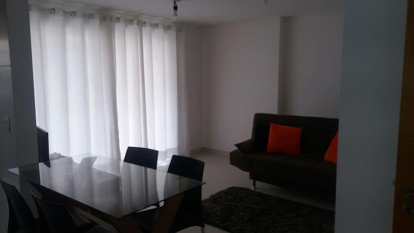Flat confortável na melhor localização de Goiânia