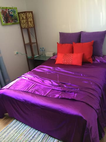Quiet room close to featherdale wildlife zoo - Doonside - 別荘