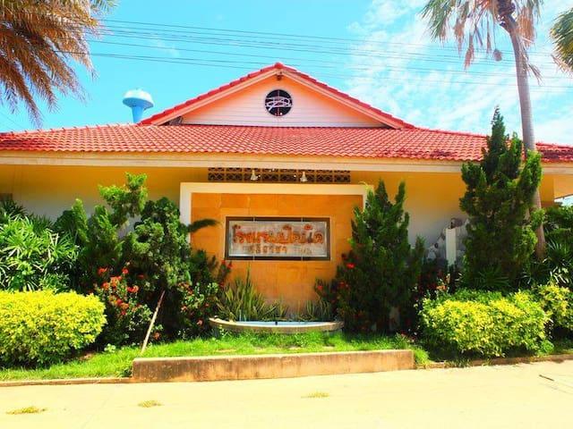 A Budget & Clean Hotel in Si Racha Town.