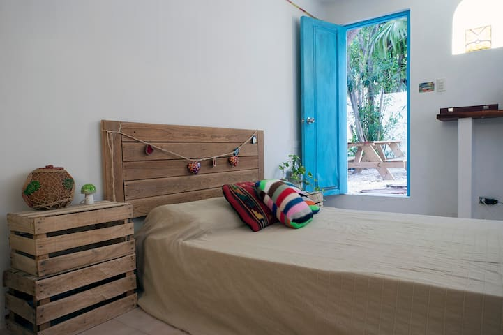 Casa Matilda//María de los Ángeles - Puerto Morelos - Apartment