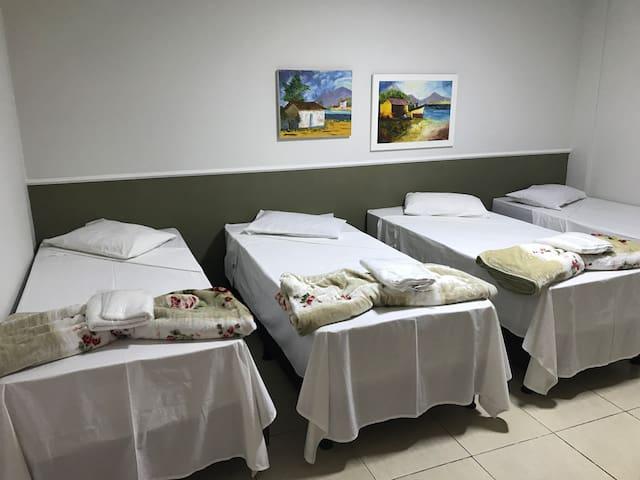 Pousada Mato Grosso (localização excelente)