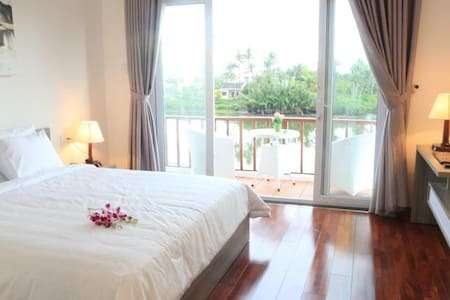 Deluxe Double River View - Hội An - Vila