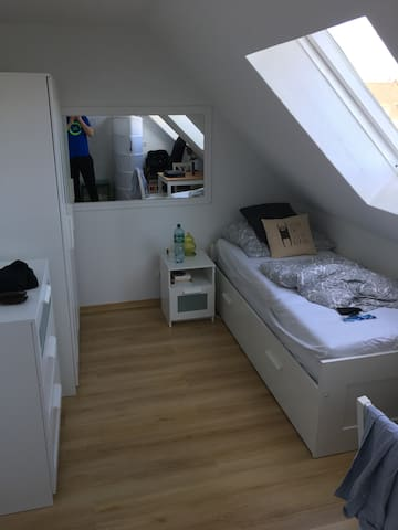 Münchener Zimmer in Zweck-WG