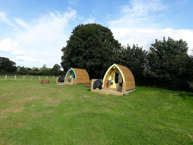Hadley Park Pods