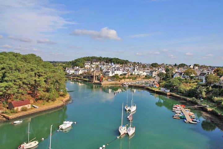 Au cœur du Golfe du Morbihan