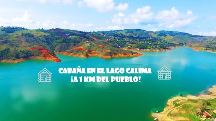 Cabaña en el Lago Calima