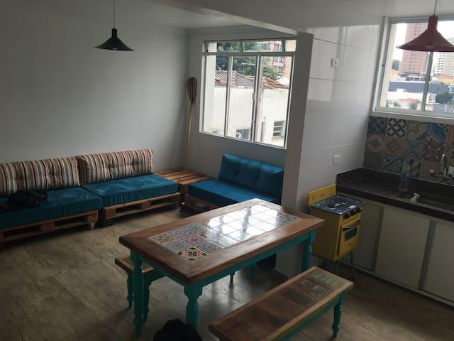 Very cozy and cool  home! - São Paulo - Apartmen