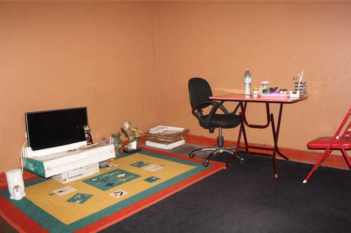 Affordable stay for backpackers in Kampala