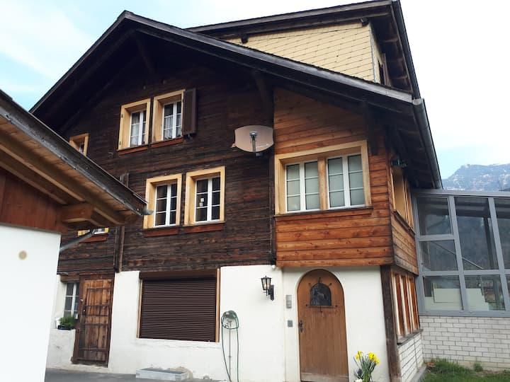 Bijou im schönen Alpendorf Meiringen