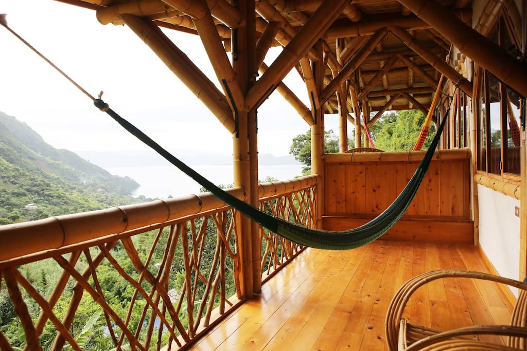 The hammock awaits you!