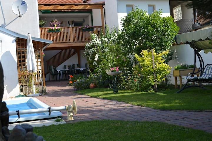 Ferienwohnung Landhaus zum Siebenschläfer