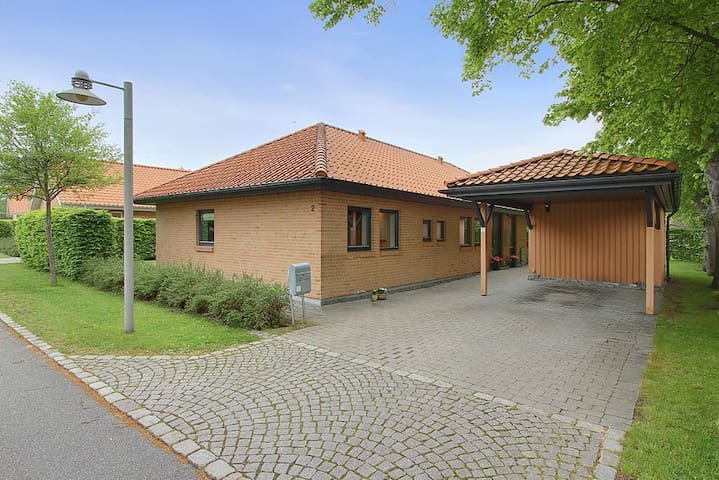 Clean house in a quiet area - Glostrup - Talo