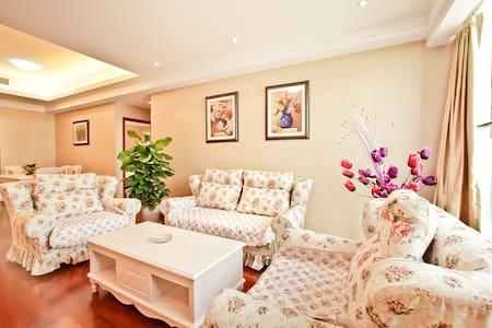 南坪CBD奢华两室一厅套房 - Chongqing - Apartment