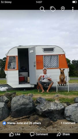 Good little caravan and can tow if you want