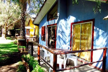 Cabaña con Piscina y Tinaja - Villa Hermosa-Olmué