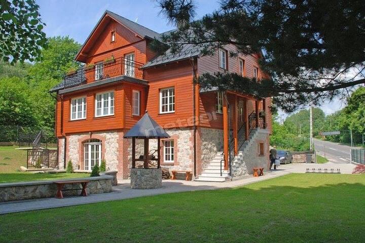 Willa dla grup znajomych i turystów indywidualnych - Ladek-Zdroj - House
