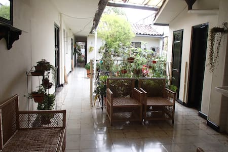 Room in the Historic Center of City - Popayán