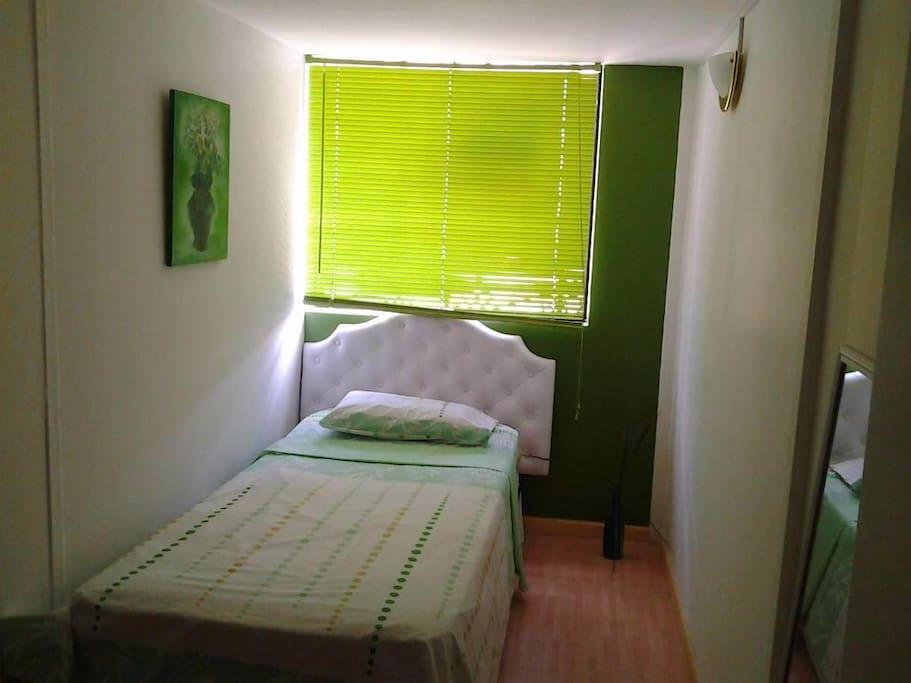 Simple verde