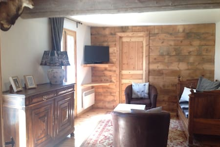 Maison de montagne au coeur du village de Porta - Porta - Talo