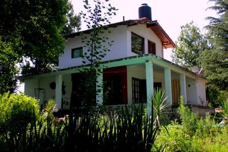 Casa de campo Ayampitín, huerta grande,con pileta - Villa Giardino