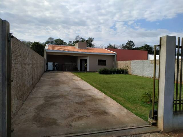 casa carimã