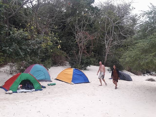 Beach Camping trip 2Days & 1Night