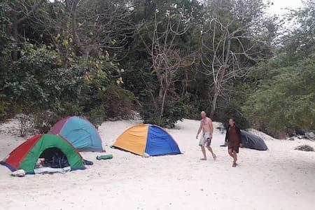 Beach Camping trip 4Days & 3Nights