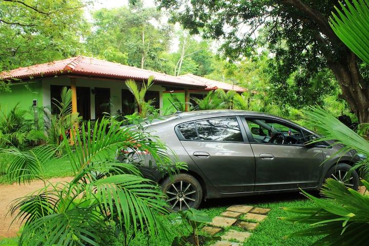 Sigiriya Ranasinghe Nature Villa 02
