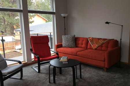 New, contemporary apartment in Sisters, Oregon - 西斯特斯 (Sisters) - 公寓