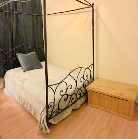 Charming room in warm and friendly home