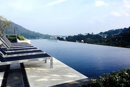 Newly! A Luxury Duplex room with nice Phuket View - 普吉岛
