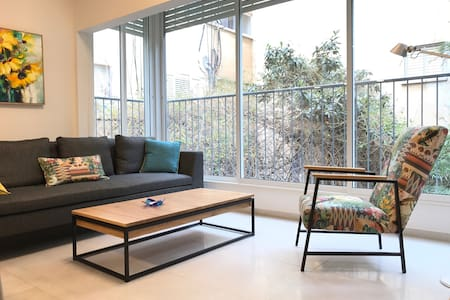 Central location! Luxury Flat - Tel Aviv-Yafo