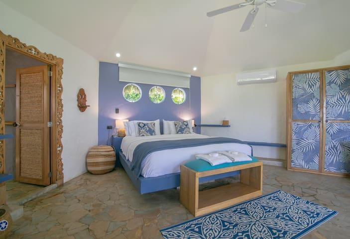 Blue Apple Beach House - Mamón Standalone Cabaña