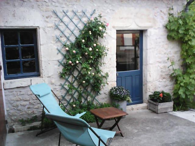 Maison à deux pas des châteaux - Champigny-en-Beauce - Hus