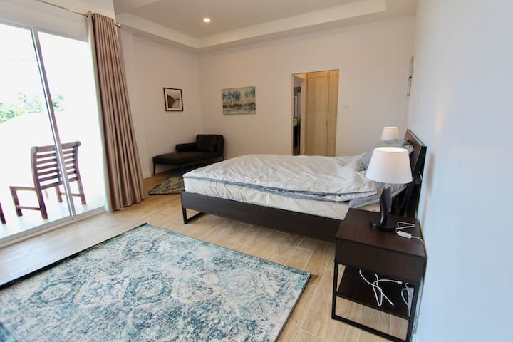 3. Bedroom upstairs
